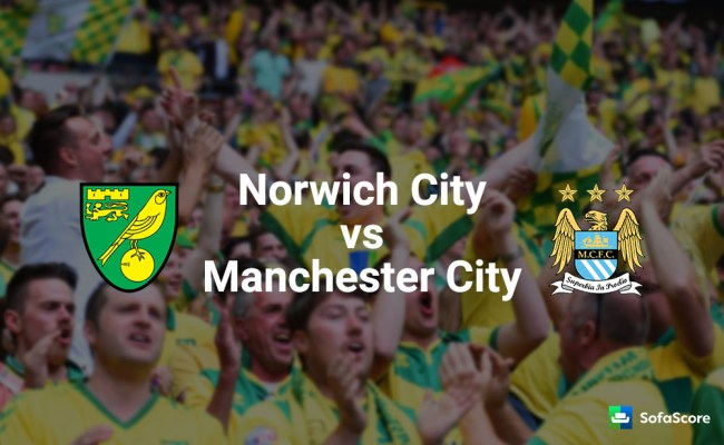 Norwich Vs Manchester City Match Preview Tv Live