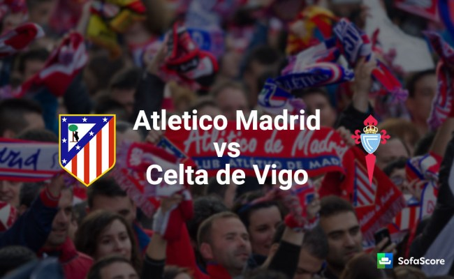 Atletico Madrid Vs Celta De Vigo Match Preview Live Stream Information Sofascore News