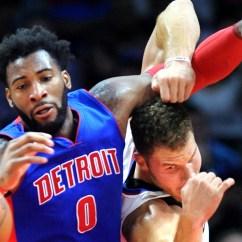 Denver Sofascore Sofa Table Long Detroit Pistons To Defend Home Court Vs Lac News