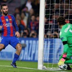 Basel Sofascore Black Sofa Cover Ebay 2016 17 Champions League Team Of The Week