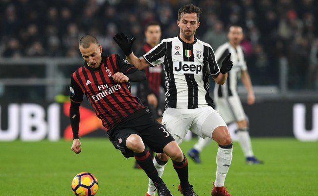 Juventus Vs Milan Match Preview Team News And Lineups