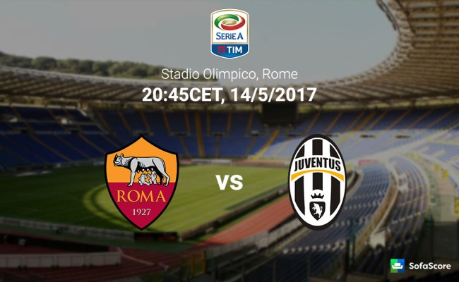 Roma Vs Juventus Match Preview Team Info And Lineups
