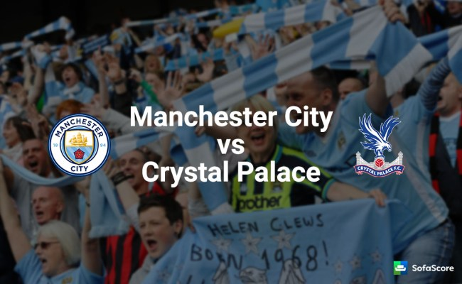 Manchester City Vs Crystal Palace Match Preview Team