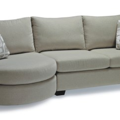 Small Scale Sofas Ready To Emble Contemporary Leather Sectional Connor Sofa So Good