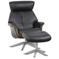 Leather Recliner Chairs Silver Office Chair Img Space 57.57 | Lounge, Dining & Home Decor