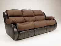 Presley Espresso Full Sleeper Sofa | Convertible Sleeper Sofas