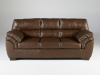 Warren Brown Sofa, Loveseat and Rocker Recliner Set