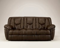 Blake Walnut Reclining Sofa, Loveseat and Rocker Recliner