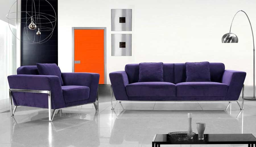 purple living room furniture sofas interior design ideas colors fabric sofa set vg vogue