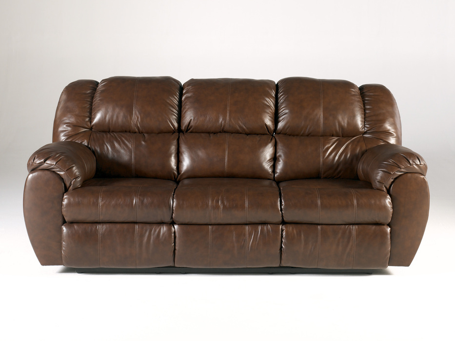 Sonoma Saddle Reclining Sofa, Loveseat and Rocker Recliner