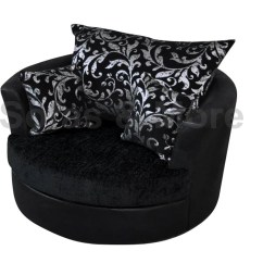 Zara Swivel Chair Plastic Dining Room Covers Beautiful Cuddle Rtty1