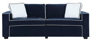 2-–-Two-Tone-Colorful-Velvet-Sofa-blue-300x137 Sofa Beds Sofas On A Budget