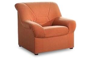 Sessel Neuss   Orange   Sofas zum halben Preis