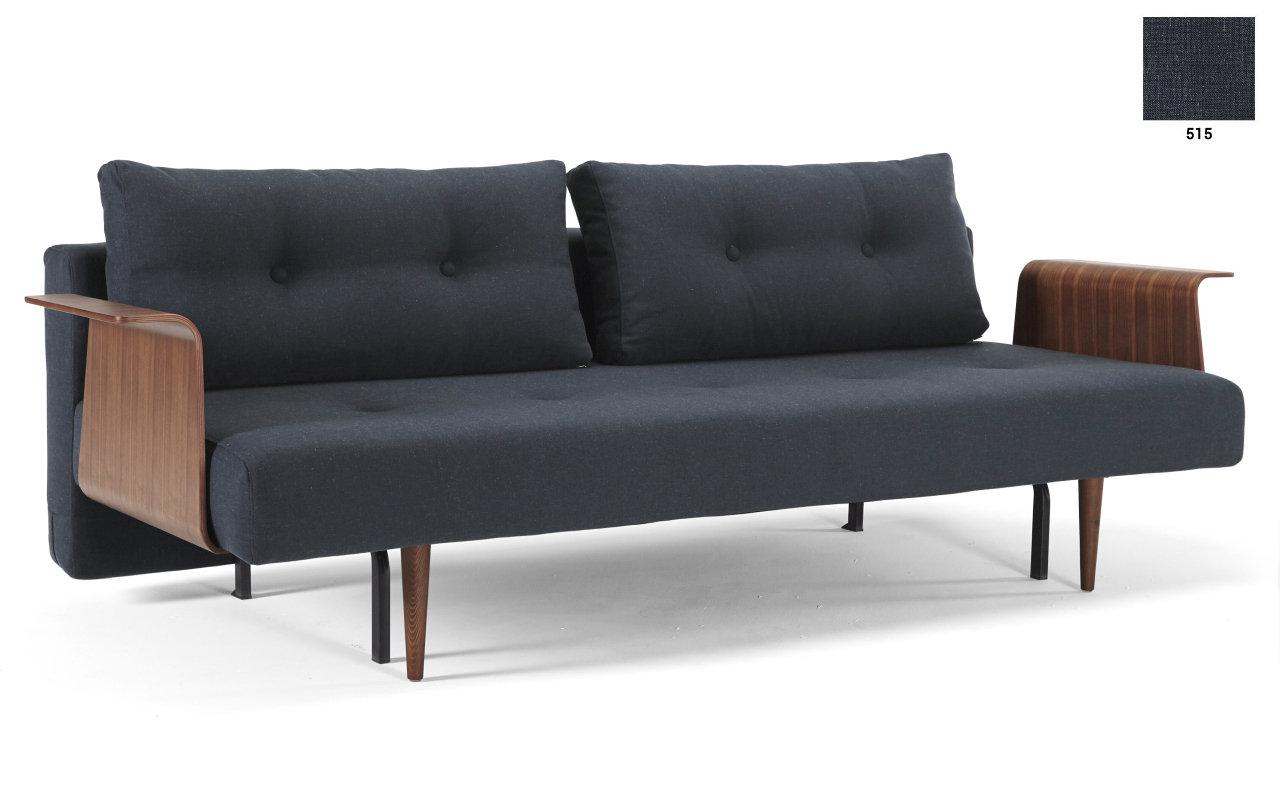 wooden sofa below 20000 leather chesterfield in living room recast schlafsofa von innovation günstig kaufen sofawunder