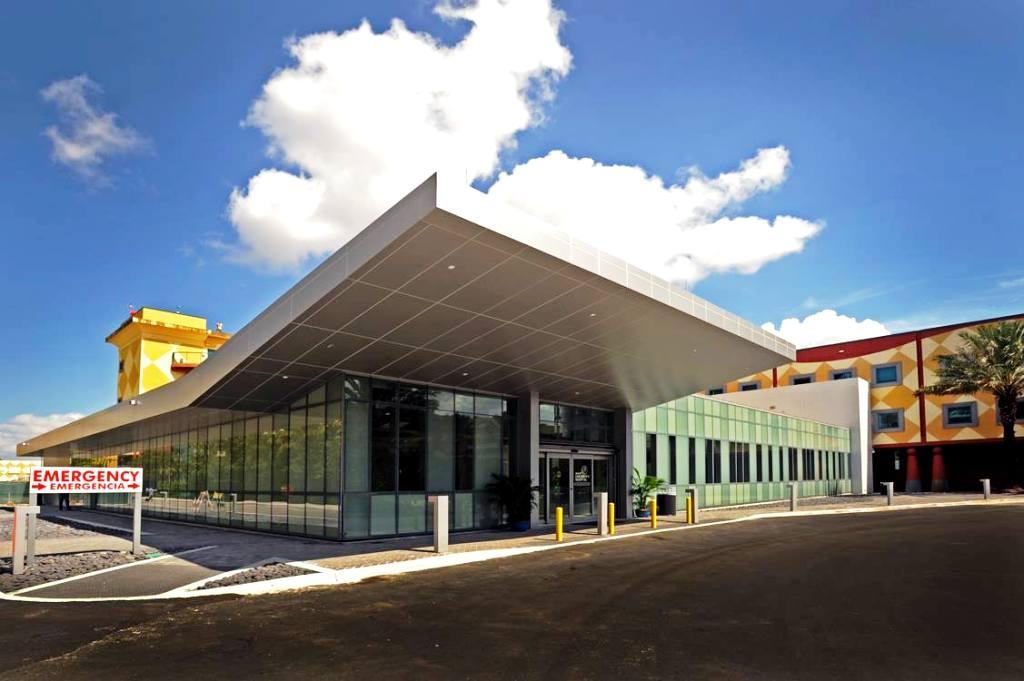 Nicklaus Children S Hospital Ed Expansion Miller Legg