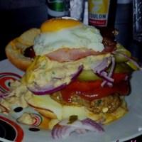 Recette de Hamburger qui déchire, et conseils pour ne pas prendre 3 kilos