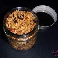 Granola maison healthy, celui qui vous fera oublier les céréales industrielles