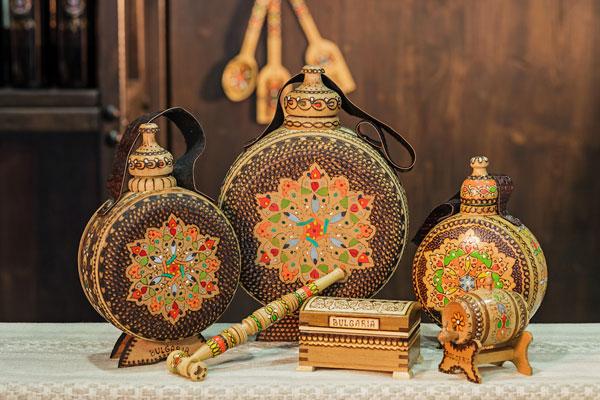 Bulgarian souvenirs shop Sofia  Gift shop  souvenirs