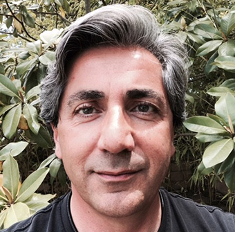 Headshot of SOFIE Foundation Treasurer Ezra Chaouli