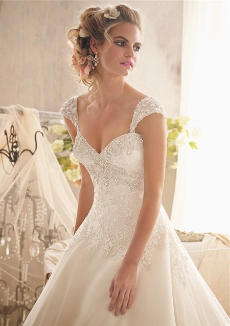 Straps For Wedding Dress