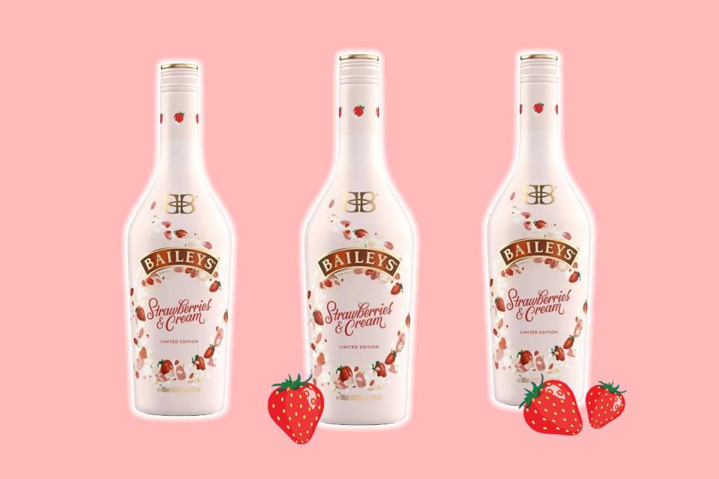 Baileys 'Strawberries & Cream'