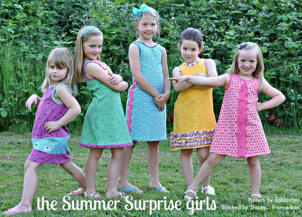 summer surprise girls