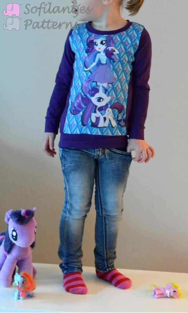 Hibernis Cowl Shirt- simple version