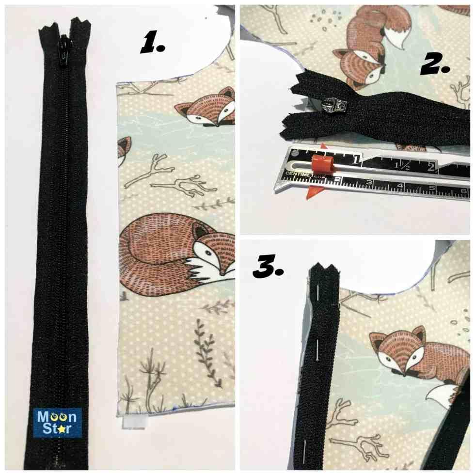 zipper-step-1
