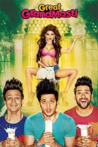 "Poster for the movie ""Great Grand Masti"""