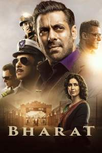 """Poster for the movie """"Bharat"""""""