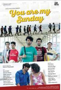 """Poster for the movie """"You Are My Sunday"""""""
