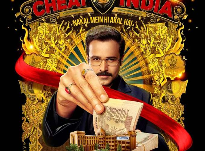 """Poster for the movie """"Why Cheat India"""""""