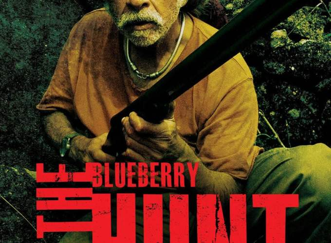 "Poster for the movie ""The Blueberry Hunt"""