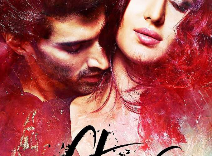 "Poster for the movie ""Fitoor"""