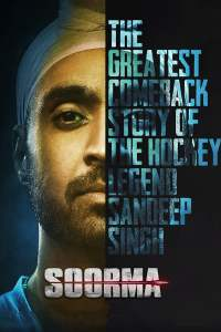 """Poster for the movie """"Soorma"""""""