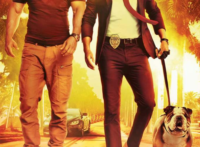"Poster for the movie ""Dishoom"""