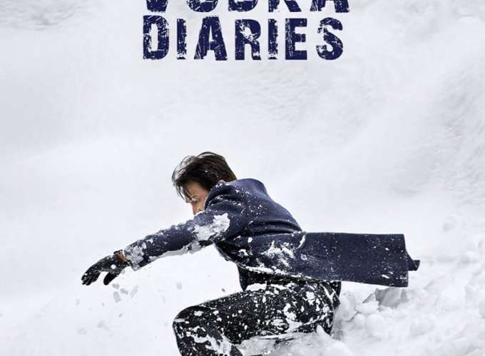 "Poster for the movie ""Vodka Diaries"""