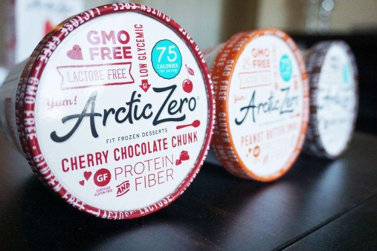 Arctic Zero Spring Flavors