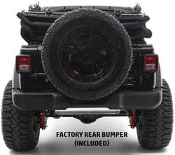 Factory Bumper (included)
