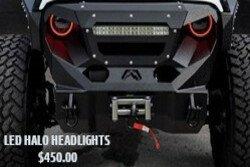 LED Halo Lights- $450.00