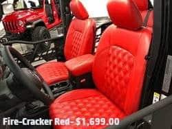 Fire-Cracker Red- $1,699.00