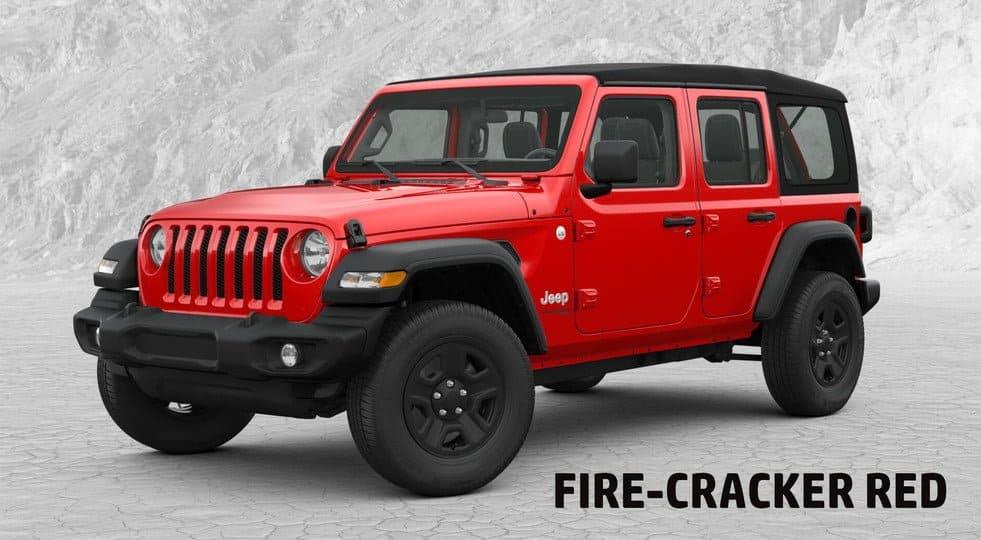 Firecracker- Red