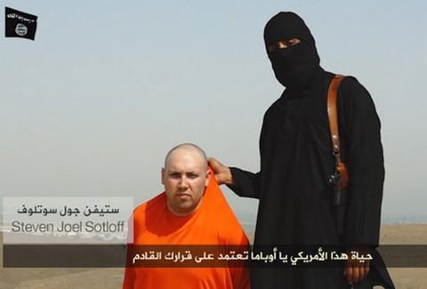 Δείτε το φρικιαστικό βίντεο του αποκεφαλισμού Αμερικανού δημοσιογράφου από την ISIS