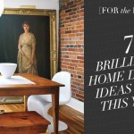 [For the Home] 7 Brilliant Ideas to Refresh Your Home Decor This Year!