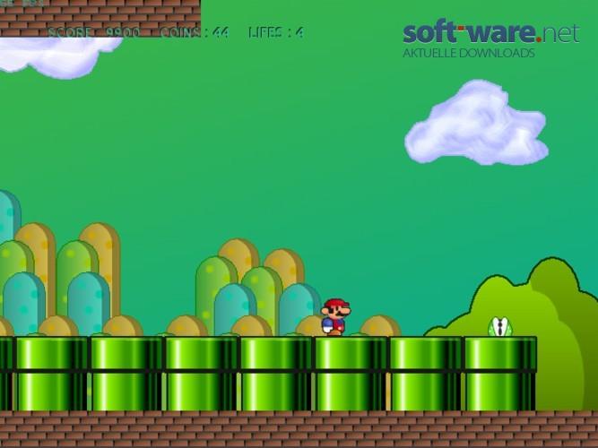 Mega Mario 1.7 - Download (Windows / Deutsch) bei SOFT-WARE.NET