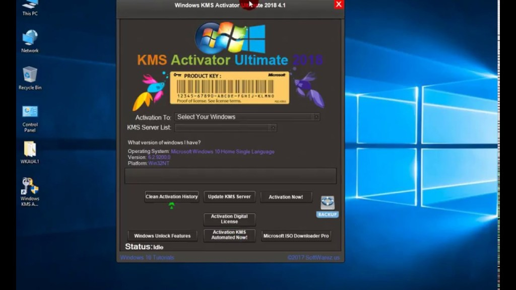 download windows activator for windows 10 pro