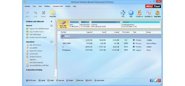 partition wizard