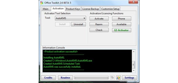Microsoft Toolkit 2.6.7 Free Download