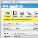 WORD轉PDF「PrimoPDF」免費且沒有浮水印