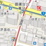 Google 地圖新增台北市 2.5D 立體地圖